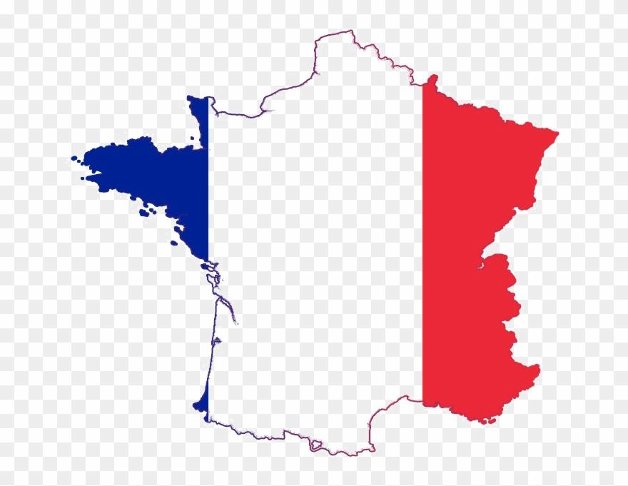 Clipart france map jpg freeuse download France Png Image - France Map Flag Color Clipart (#4967354) - PinClipart jpg freeuse download