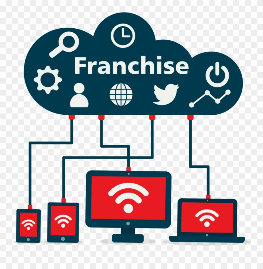 Clipart franchise image black and white Franchise Adalah - Franchising Clipart (#360908) - PinClipart image black and white