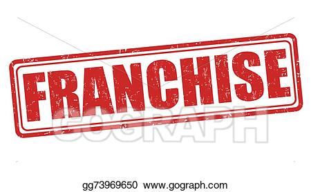 Clipart franchise graphic freeuse stock Vector Clipart - Franchise stamp. Vector Illustration gg73969650 ... graphic freeuse stock