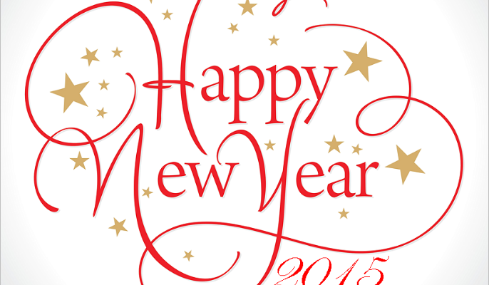 Happy new year 2016 clipart black and white png transparent library Gold 2016 Happy New Year Printables Clip #145930 - PNG Images - PNGio png transparent library
