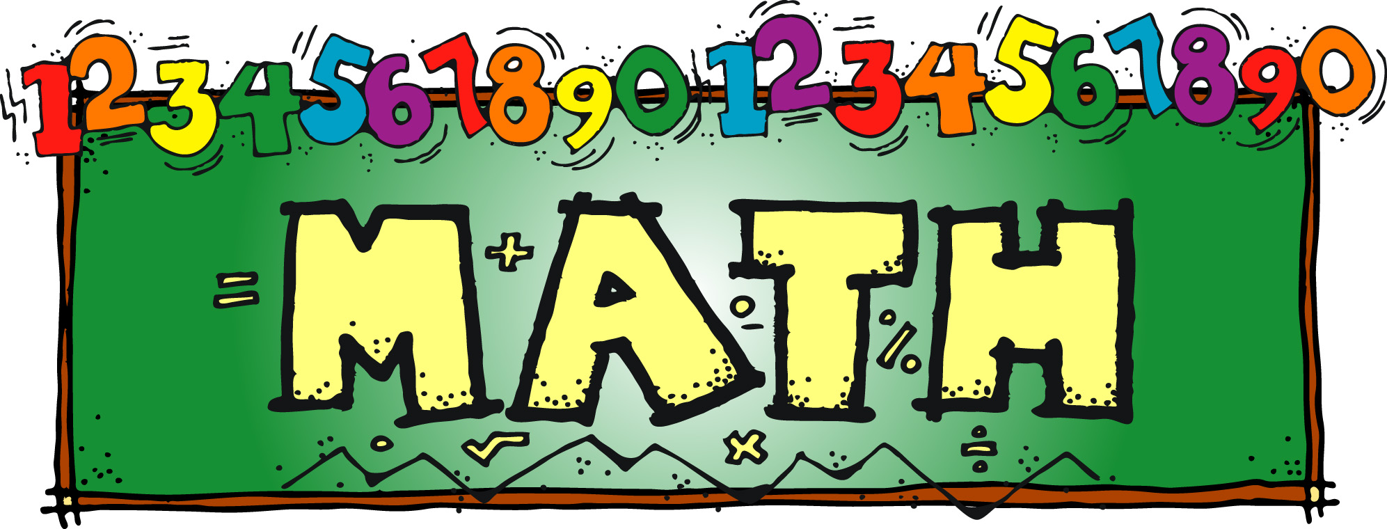 Math subject clipart image free library Free Maths Cliparts, Download Free Clip Art, Free Clip Art on ... image free library