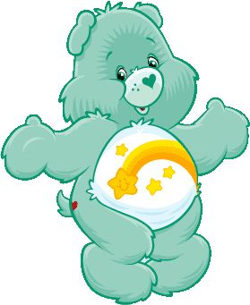 Clipart care bears picture freeuse stock care bear clipart | Free Care Bear Cheer Bear Cartoon Clipart - I ... picture freeuse stock