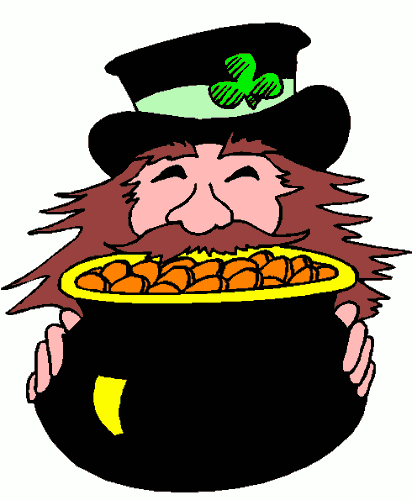 Clipart free pot of gold and scroll clip art royalty free download Free Photos Of Leprechauns, Download Free Clip Art, Free Clip Art on ... clip art royalty free download