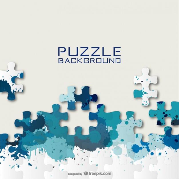 Clipart free preschool paint splatter puzzle clipart Puzzle Fun Vectors, Photos and PSD files | Free Download clipart