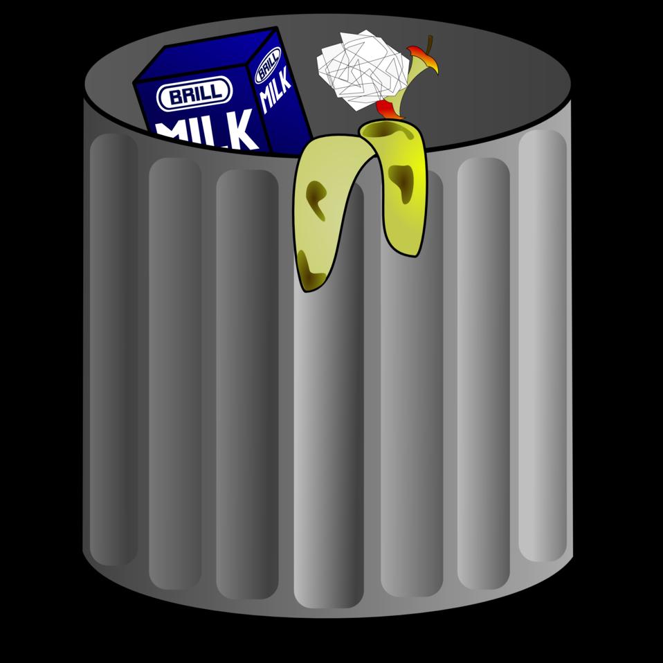 Clipart free public domain trashcan vector png royalty free download Public Domain Clip Art Image | trash can | ID: 13937296813829 ... png royalty free download