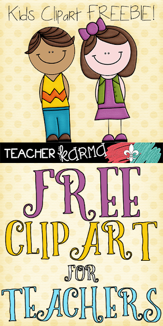 Clipart freebie graphic free stock Free Clipart for Teachers! - Classroom Freebies graphic free stock