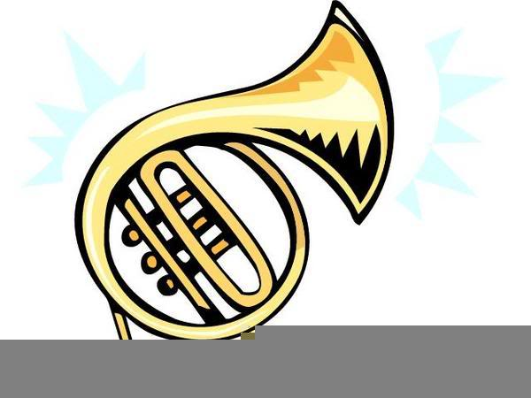 Free french horn clipart graphic free stock Free Clipart French Horn | Free Images at Clker.com - vector clip ... graphic free stock