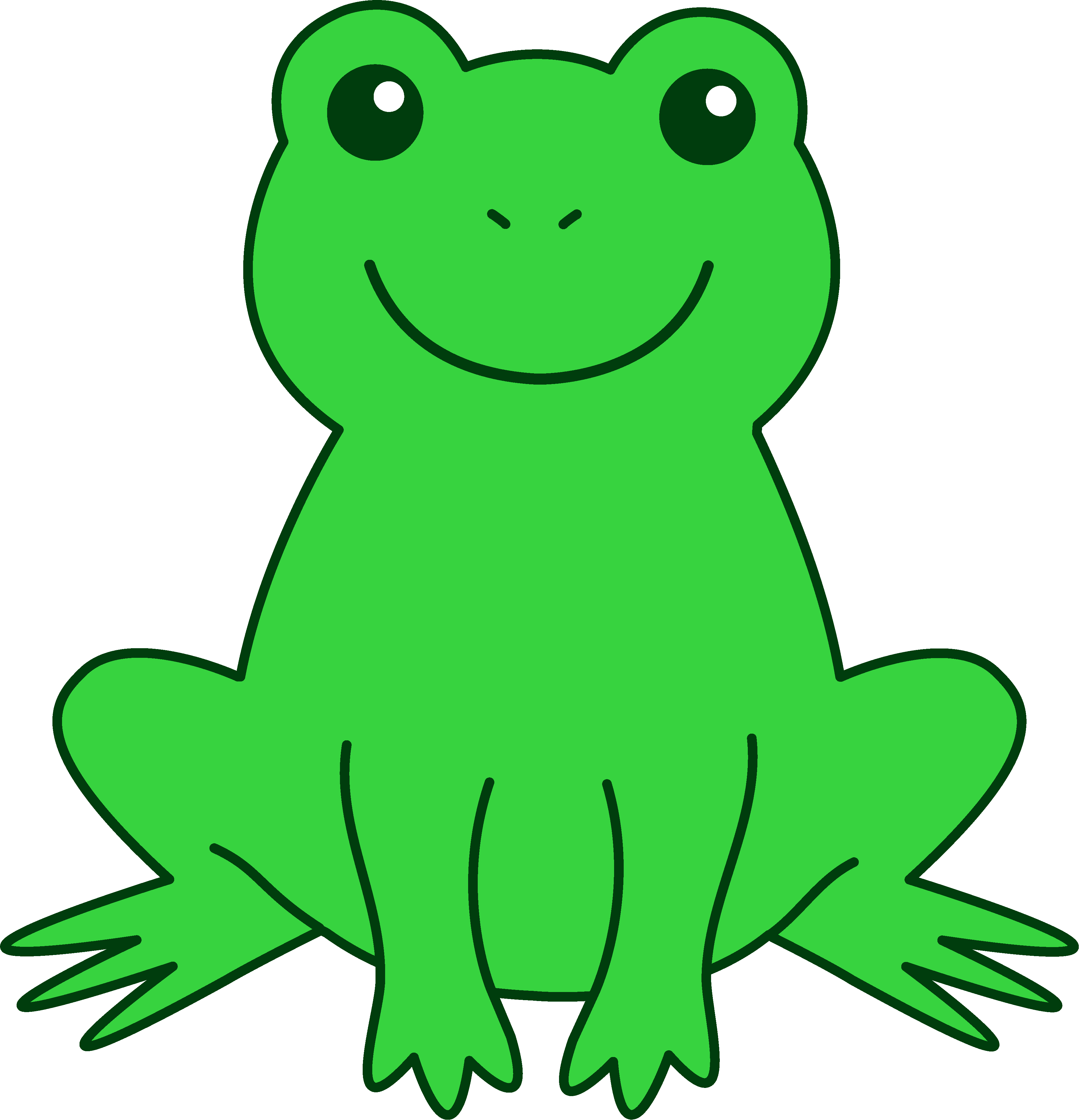 Frog cartoon clipart image royalty free library Free Free Frog Images, Download Free Clip Art, Free Clip Art on ... image royalty free library