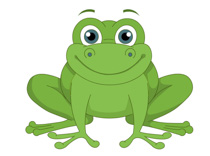 Free clipart frog images. Clip art pictures graphics