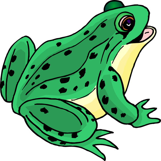 Clipart frog pictures banner transparent library Jump Like A Frog - Or Jump Over A Frog | Clip Art Ideas | Frog ... banner transparent library