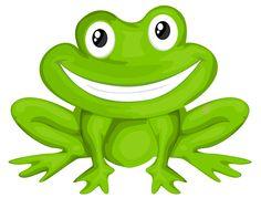 Clipart frog pictures vector transparent 163 Best Frog Clip Art images in 2018 | Clip art, Cute frogs, Frog art vector transparent