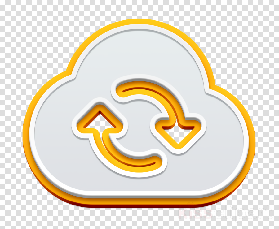 Clipart from text clip art transparent stock cloud icon computing icon data icon clipart - Yellow, Text, Logo ... clip art transparent stock