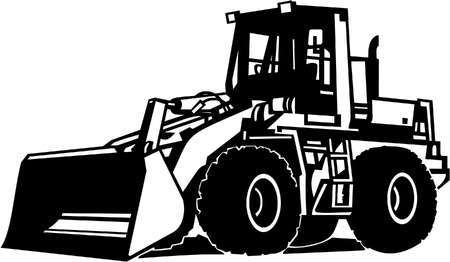 Clipart front end loader png free library Front end loader clipart 7 » Clipart Portal png free library