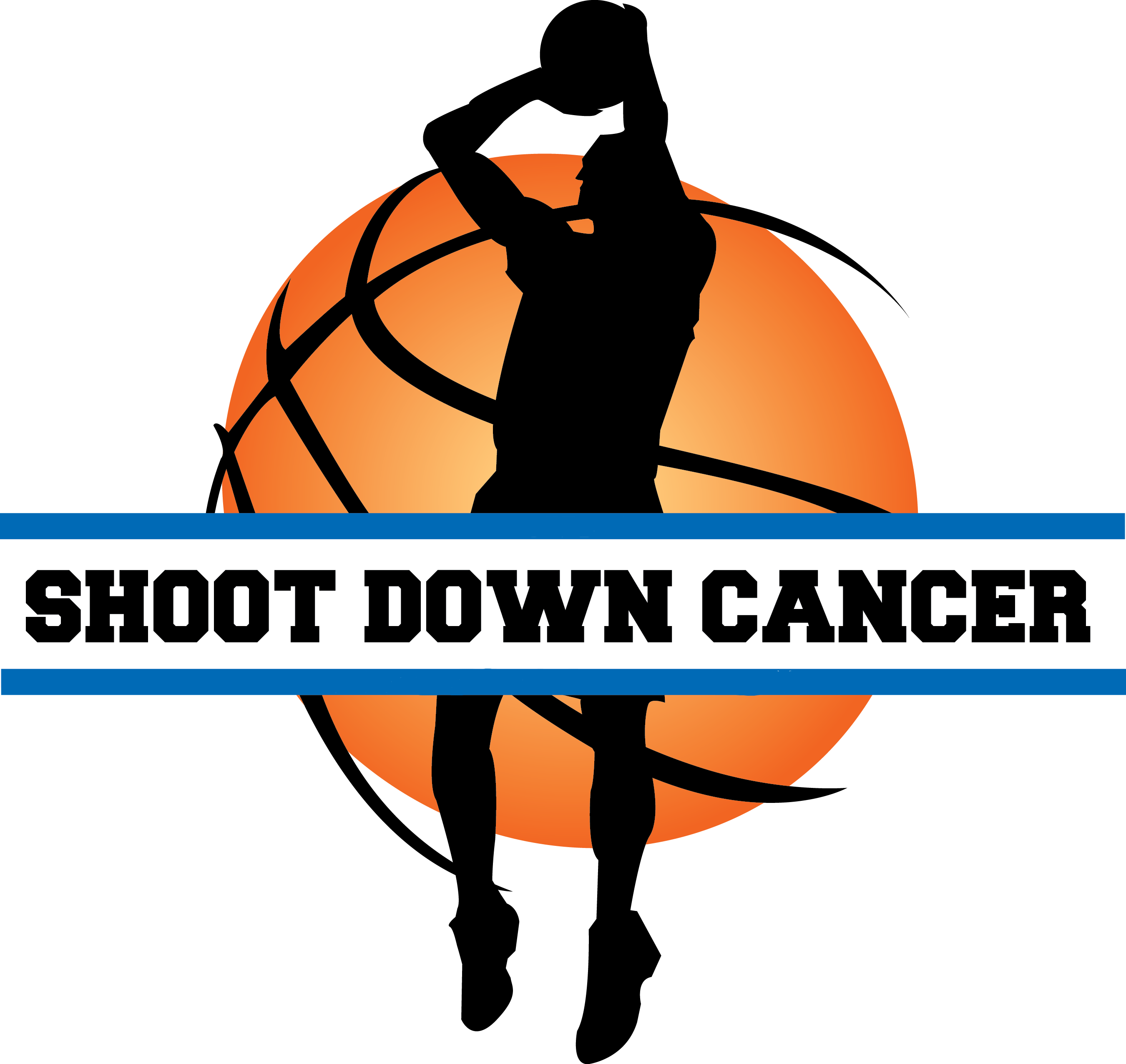 Clipart front view of man shooting basketball vector library download Second Annual Shoot Down Cancer Weekend | Houghton College vector library download