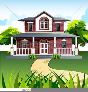 Clipart front yard jpg free Front Yard Clipart | Free Images at Clker.com - vector clip art ... jpg free