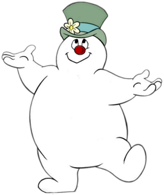 Clipart frosty the snowman png black and white stock Frosty the snowman clipart - Cliparting.com png black and white stock