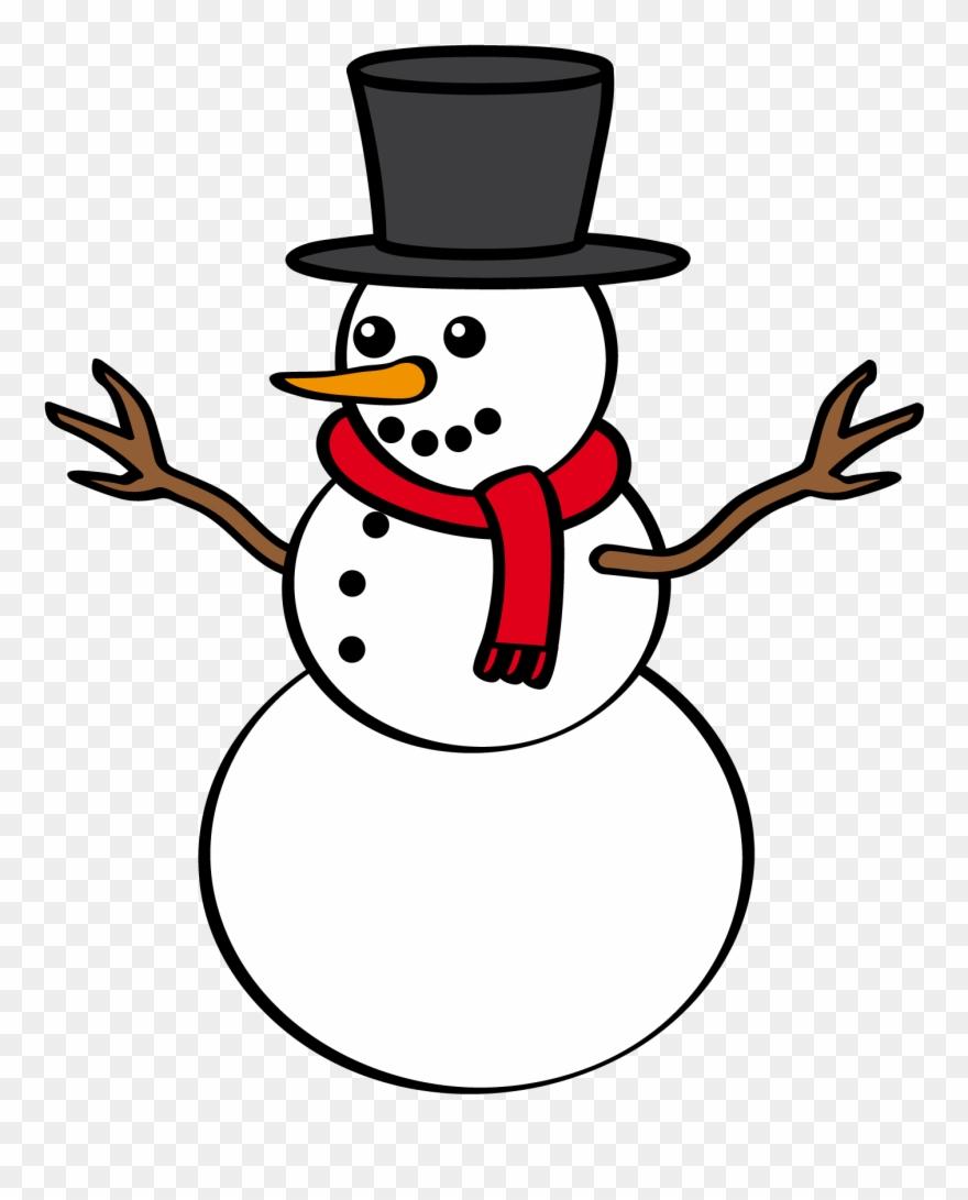 Western snowman clipart jpg free download Snowman - Frosty The Snowman Transparent Clipart (#2347) - PinClipart jpg free download