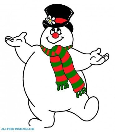 The snowman clipart clip library library snowman clipart | Go Back > Gallery For > Frosty The Snowman Clipart ... clip library library