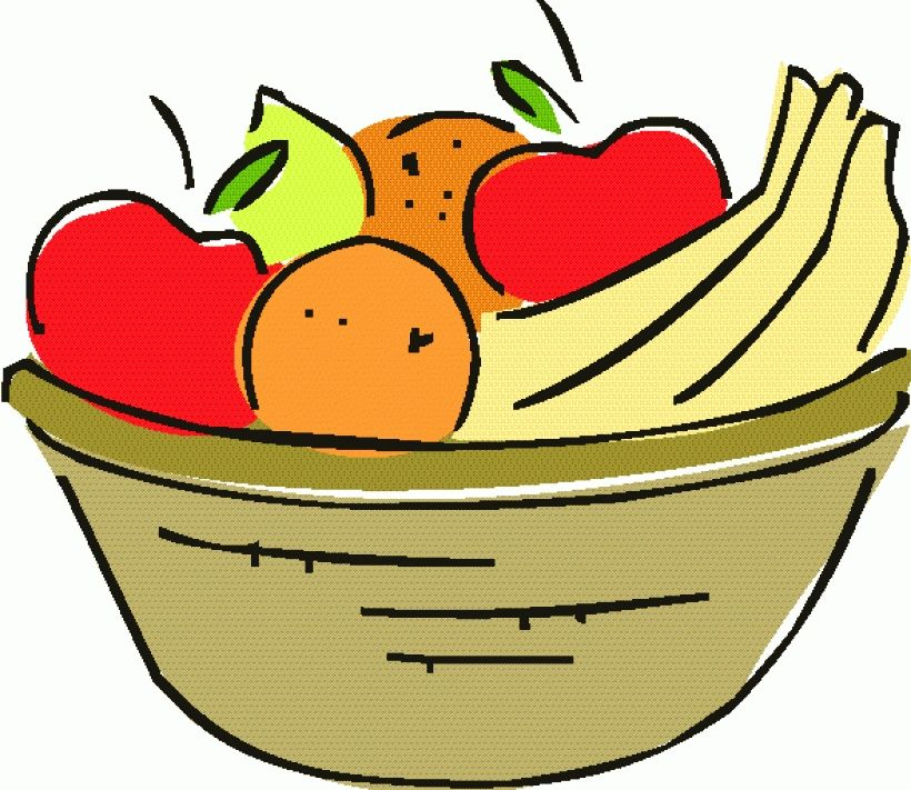 Clipart fruit basket graphic library library fruit basket clipart images | CLIP ART graphic library library
