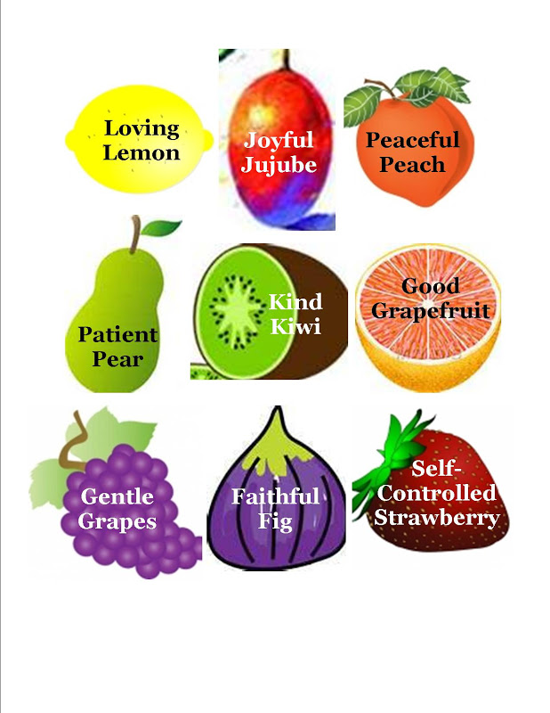 Clipart fruit of the spirit svg royalty free Fruit Of The Spirit Peace Tattoo - Clip Art Library svg royalty free