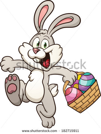 Clipart funny easter egg vector freeuse Easter Bunny Stock Images, Royalty-Free Images & Vectors ... vector freeuse