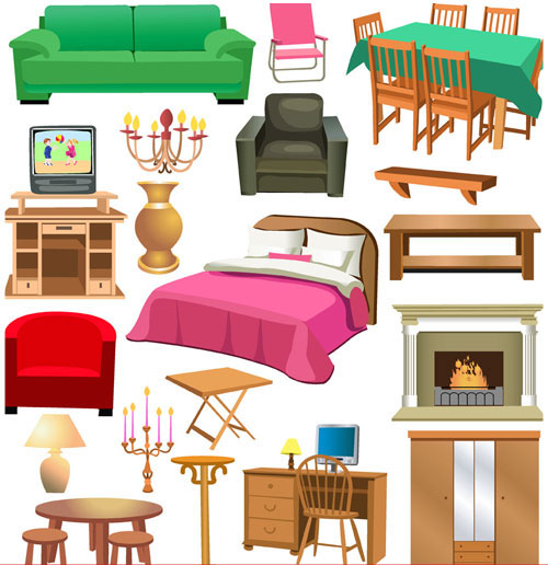 Clipart furniture pictures jpg freeuse download Free Furniture Cliparts, Download Free Clip Art, Free Clip Art on ... jpg freeuse download