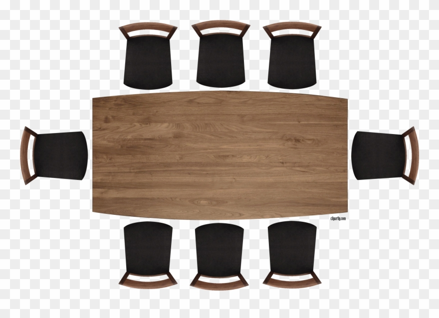 Clipart furniture top view clip black and white stock Table Top View Realistic Png Clipart Clipartly Com - Table Top View ... clip black and white stock