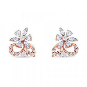 Clipart gadgil silver picture free download Studs Earrings - P.n.gadgil jewellers 18kt rose gold and solitaire ... picture free download