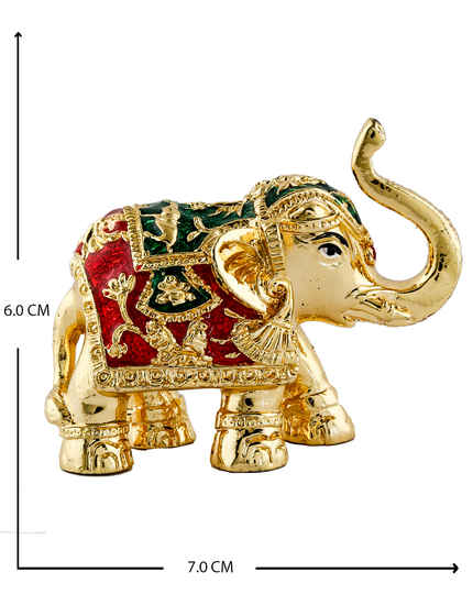 Clipart gajantlaxmi price jpg library download Buy Ganapati Sajavat Black Colour Gajantlaxmi Online | Anuradha Art ... jpg library download