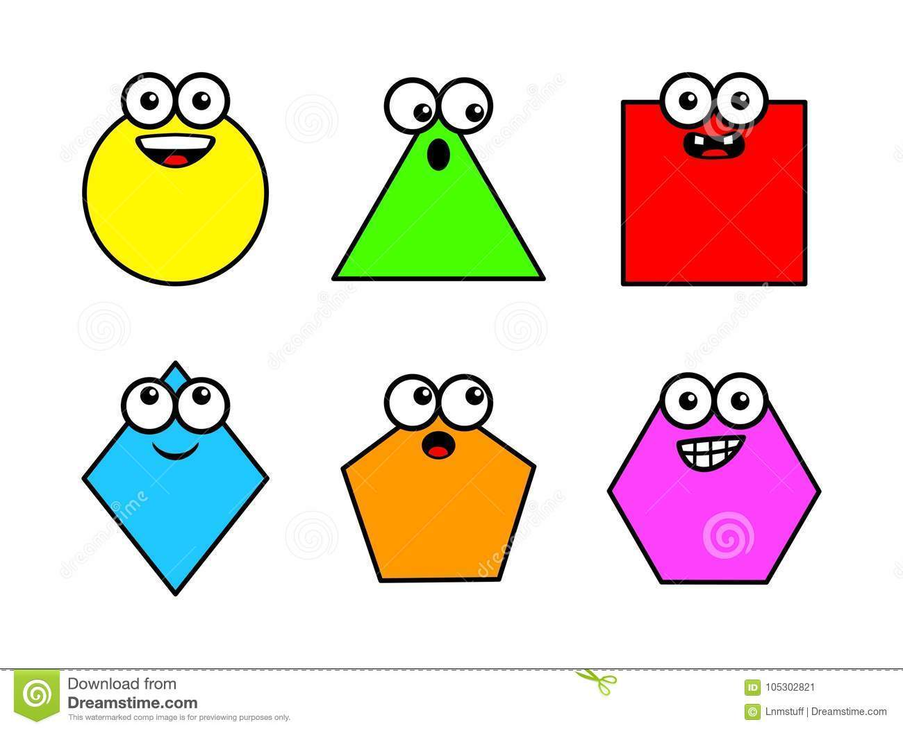 Clipart gallery shapes freeuse Shapes clipart images 1 » Clipart Portal freeuse