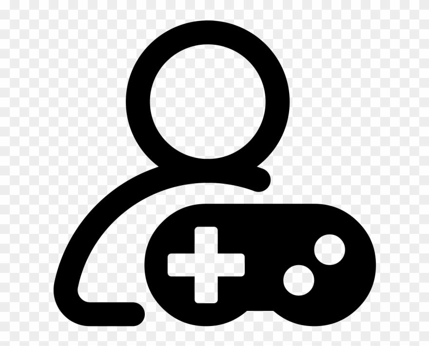 Clipart gamer image stock Gamer Profile Png Icon - Font Awesome Game Icon Clipart (#1448845 ... image stock