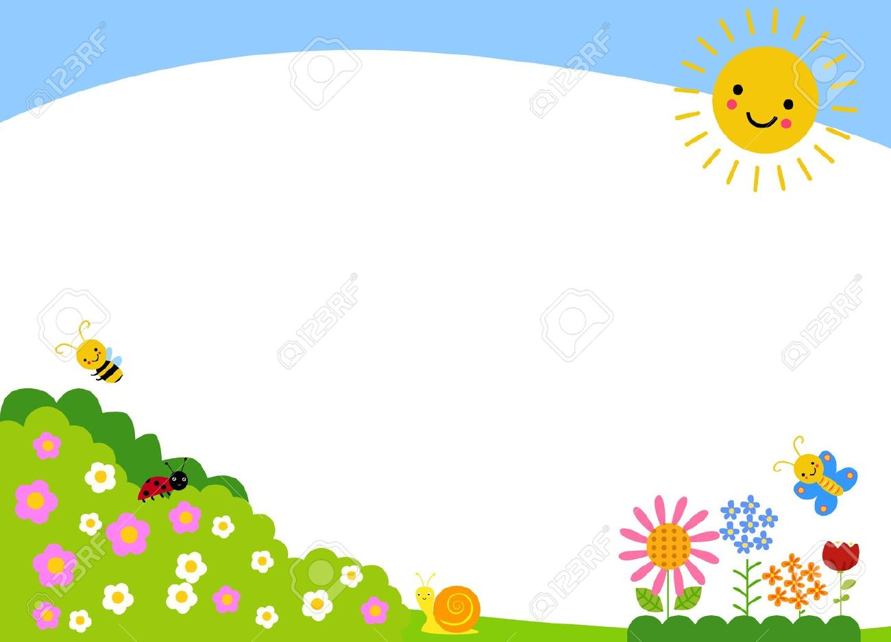 Clipart garden background hd svg transparent download Garden background clipart 5 » Clipart Station svg transparent download