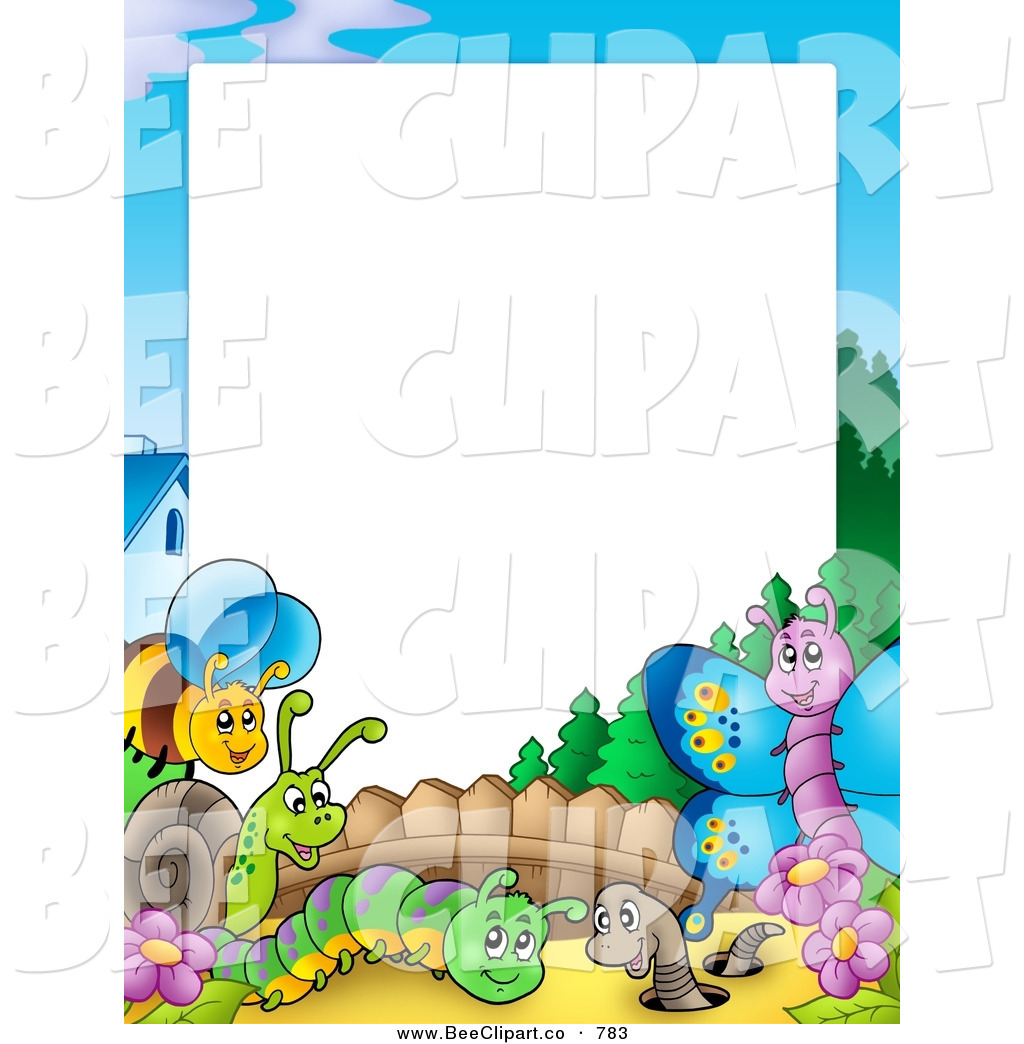 Clipart garden site clip art library Royalty Free Web Site Background Stock Bee Designs clip art library