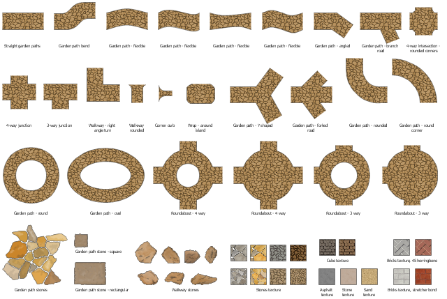 Clipart garden site graphic library Park site plan | Home site plan | Park site plan | Round Garden ... graphic library