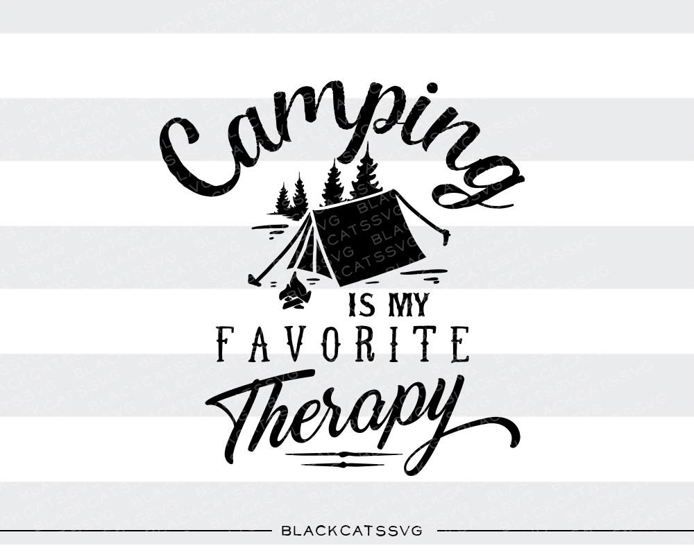 Clipart gardening is my favorite therapy png file banner library stock Camping / Outdoors SVG file Cutting File Clipart in Svg, Eps, Dxf ... banner library stock