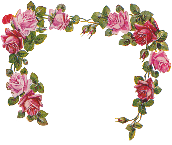 Clipart garland roses free png vector royalty free stock Download Free png Garland PNG Pic - DLPNG.com vector royalty free stock