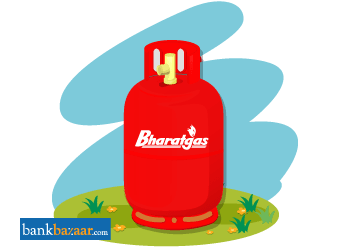 Clipart gas connection in delhi clip royalty free download Bharat Gas | Bharat Gas Online - BankBazaar.com clip royalty free download