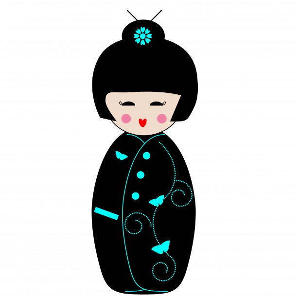Clipart geisha clip library stock Geisha Girl Clipart Free Stock Photo - Public Domain Pictures clip library stock
