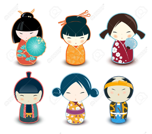 Clipart geisha clipart royalty free download Japanese Geisha Clipart | Free Images at Clker.com - vector clip art ... clipart royalty free download