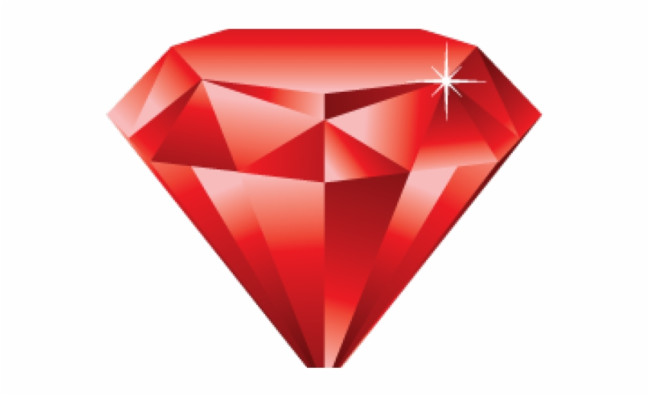 Clipart gem clip art free library Gems Clipart Red Gem - Diamond Png Color Free PNG Images & Clipart ... clip art free library