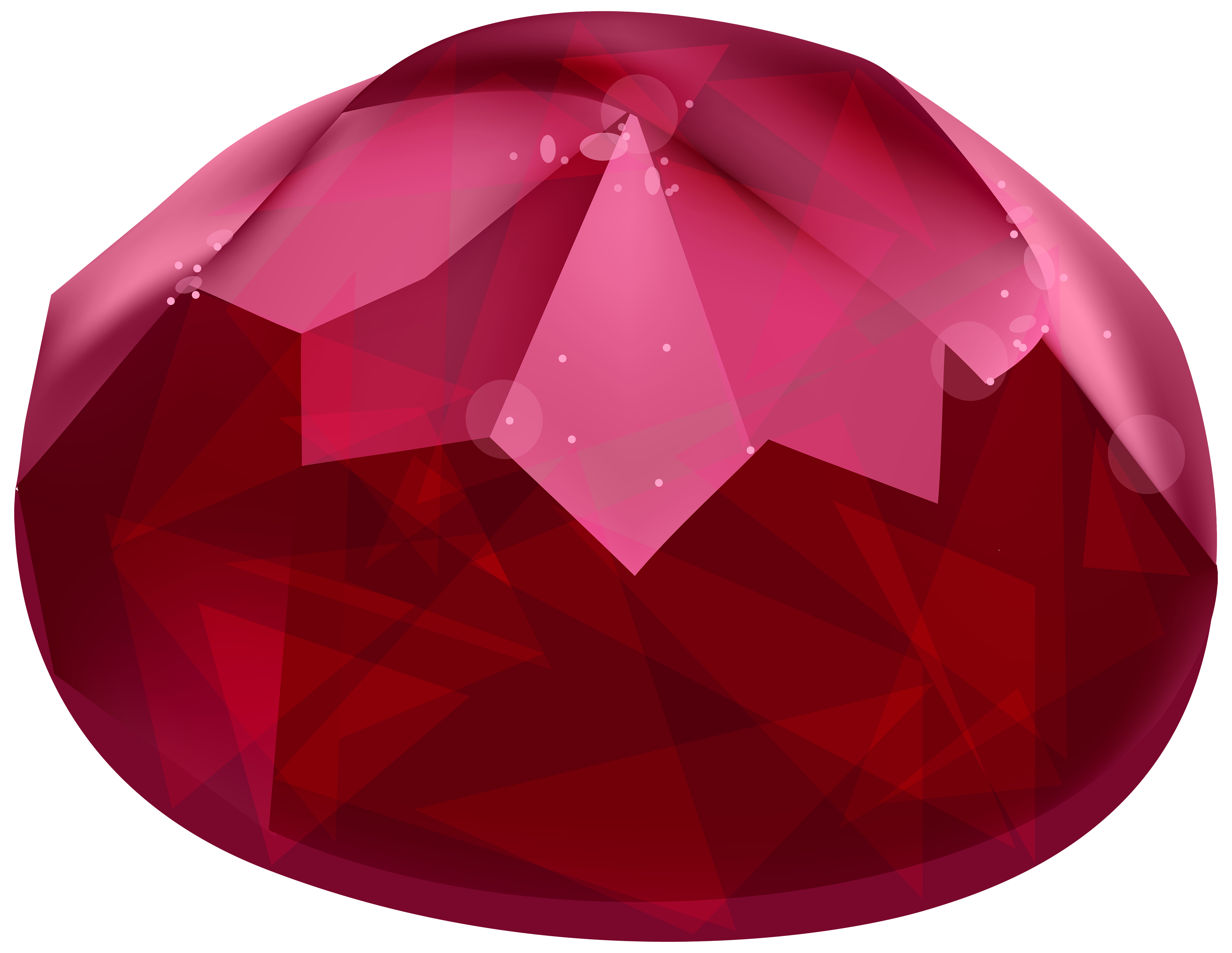 Clipart gem image royalty free download Red Diamond Gem PNG Clipart - Best WEB Clipart image royalty free download