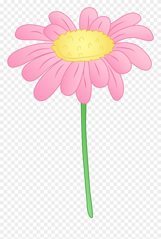 Clipart gerbera daisy jpg library library Gerbera Daisy Clipart - Daisy Flower Png Clipart Transparent Png ... jpg library library