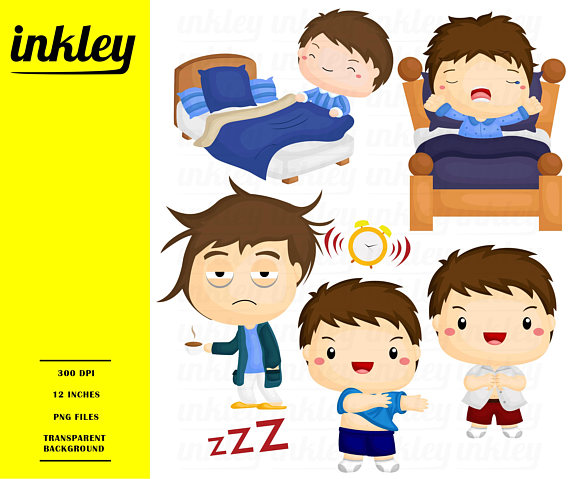 Clipart get svg freeuse stock Getting Ready For Bed PNG Transparent Getting Ready For Bed.PNG ... svg freeuse stock
