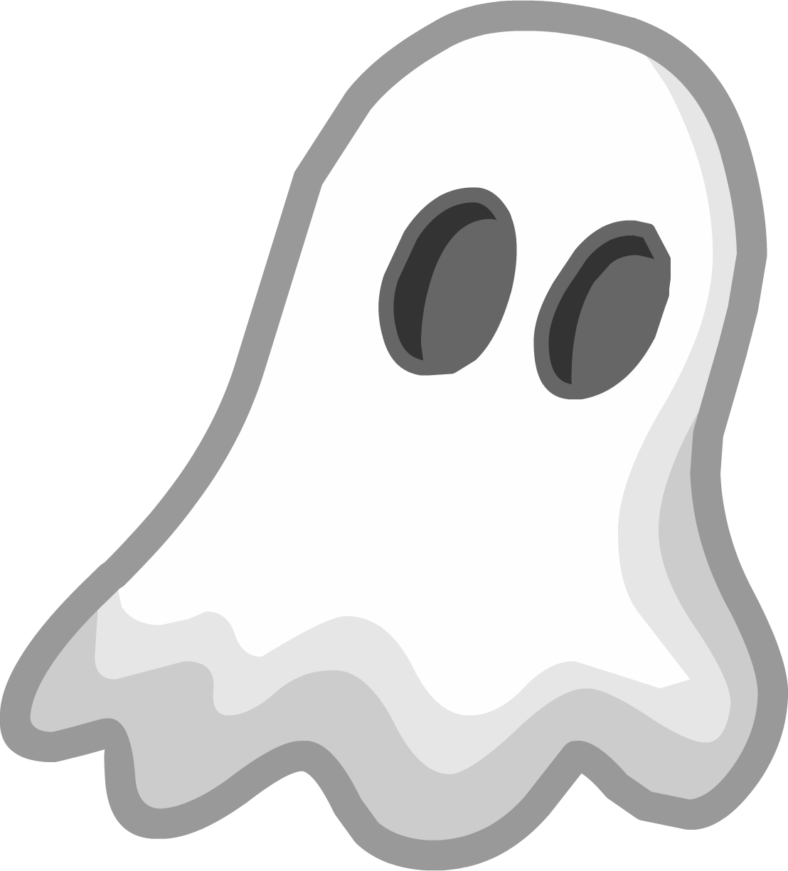 Emoji halloween ghost clipart graphic library download Image - Halloween 2013 Emoticons Ghost.png | Club Penguin Wiki ... graphic library download