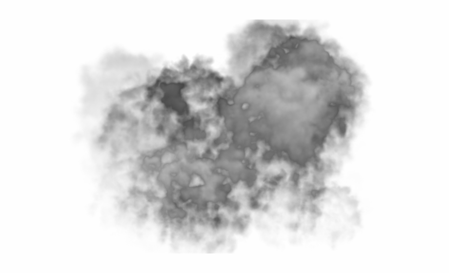 Smoke effect clipart for photoshop