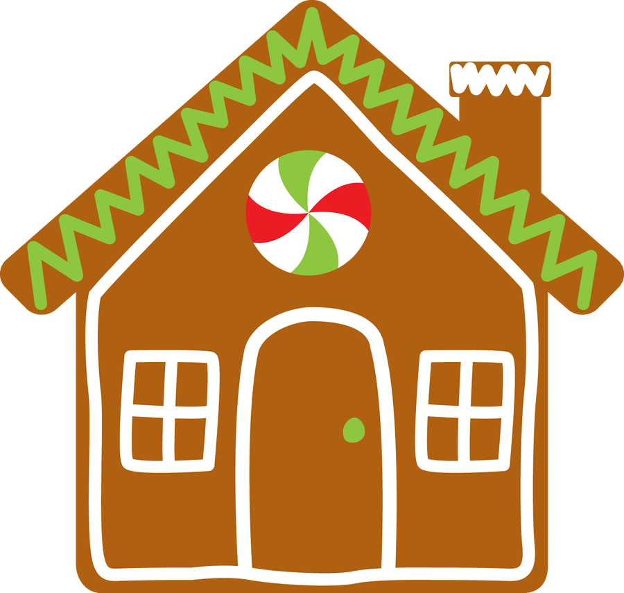 Gingerbread house clipart free svg library download Cozinha - Minus | Clip Art | Pinterest | Christmas gingerbread house ... svg library download