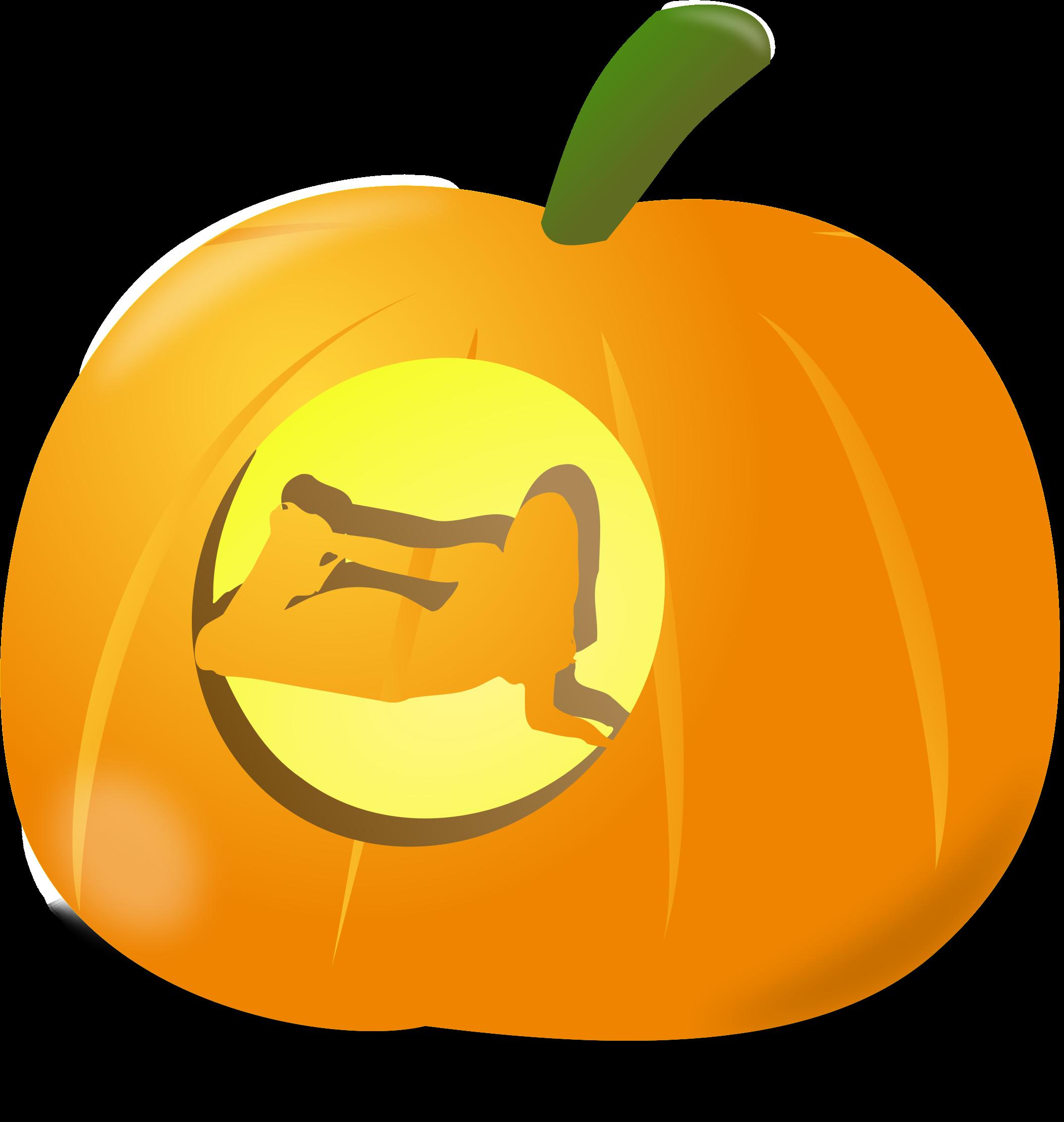 Clipart girl carving pumpkin clipart free download Clipart - Girl pumpkin clipart free download