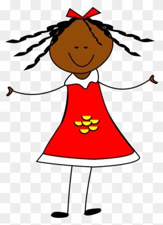 Clipart girl in dress jpg royalty free stock Free PNG Girls Dress Clipart Clip Art Download - PinClipart jpg royalty free stock