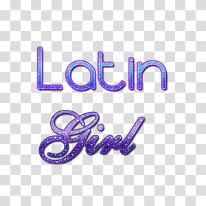 Clipart girl text download Latin Girl, Latin Girl text transparent background PNG clipart ... download