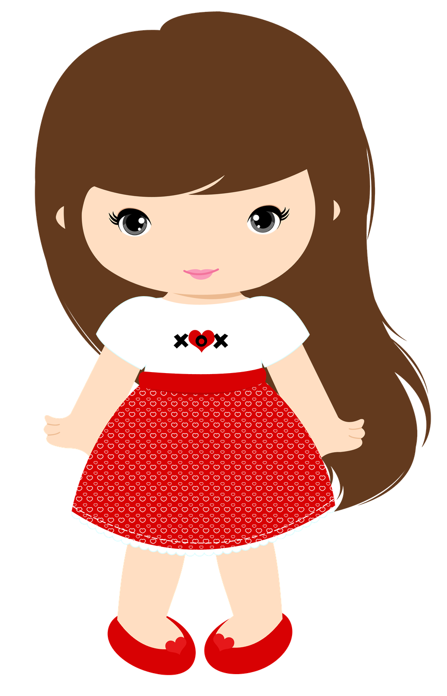 Clipart girl with book to music clip library library http://moniquestrella.minus.com/miGEXi2LL8WQD | Clip art, Dibujos a ... clip library library